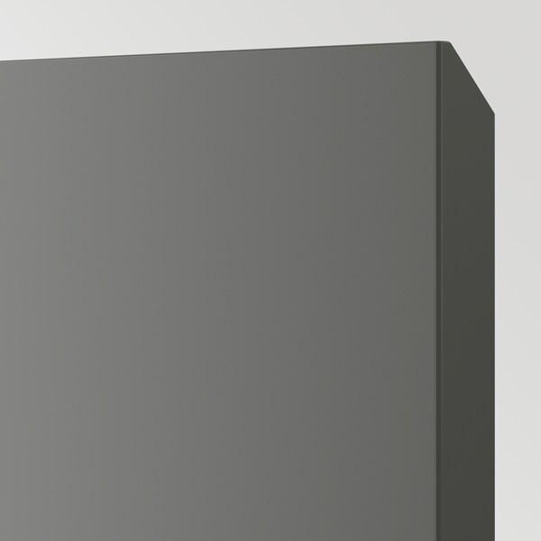 """VOXTORP door dark gray 23 7/8 """" 60 """" 24 """" 59 7/8 """" 7/8 """""""