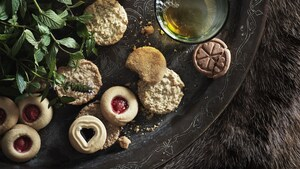 Pastries, desserts & cookies