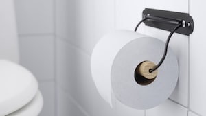 Toilet roll holders & stands