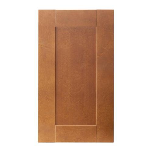 Del porte armoire murale d 39 angle brun moyen 17x30 ikea for Ikea portes d armoires