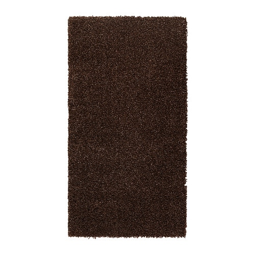 Alhede tapis poil long 80x150 cm ikea for Tapis etroit et long