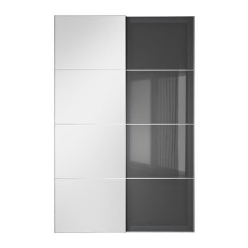 AULI  UGGDAL Portes coulissantes, 2 pièces  150×236 cm
