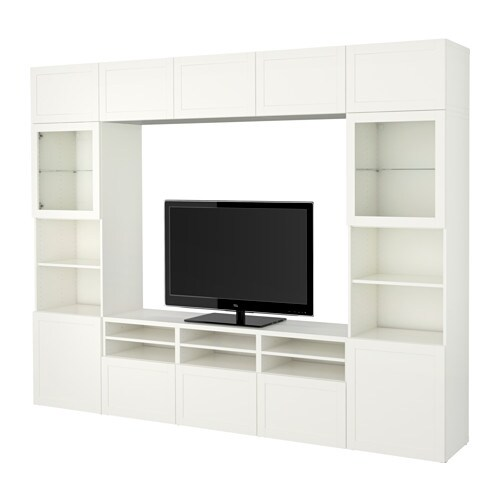 best agenc rangt t l vitrines hanviken sindvik verre transparent blanc glissi re tiroir. Black Bedroom Furniture Sets. Home Design Ideas