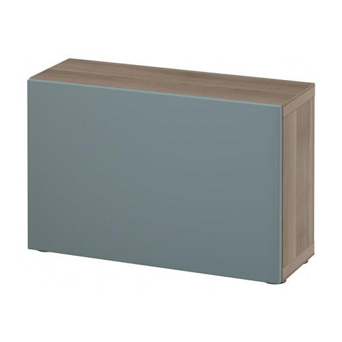best tag re avec porte effet noyer teint gris valviken gris turquoise ikea. Black Bedroom Furniture Sets. Home Design Ideas