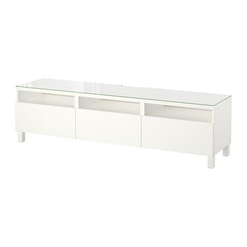best meuble t l avec tiroirs lappviken blanc glissi re tiroir fermeture silence ikea. Black Bedroom Furniture Sets. Home Design Ideas