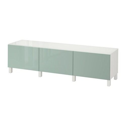 best rangement avec tiroirs blanc selsviken ultrabrillant gris vert clair glissi re tiroir. Black Bedroom Furniture Sets. Home Design Ideas