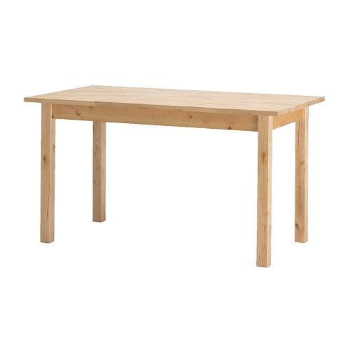 Bj rkudden table ikea - Table 4 personnes dimensions ...