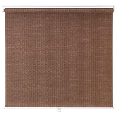 """BLEKING Store à enrouleur, brun-rouge, 42x76 ¾ """""""