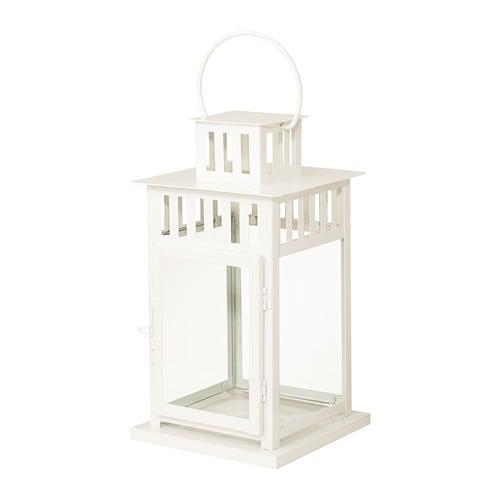borrby lanterne pour bougie bloc ikea. Black Bedroom Furniture Sets. Home Design Ideas