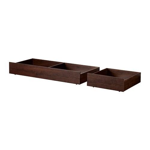 Brusali tiroirs de rangement 2p deux places ikea - Ikea tiroirs de rangement ...