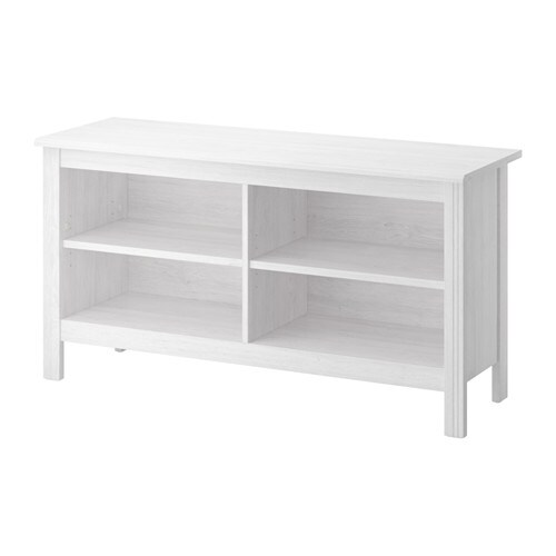 brusali meuble t l blanc 120x62 cm ikea. Black Bedroom Furniture Sets. Home Design Ideas