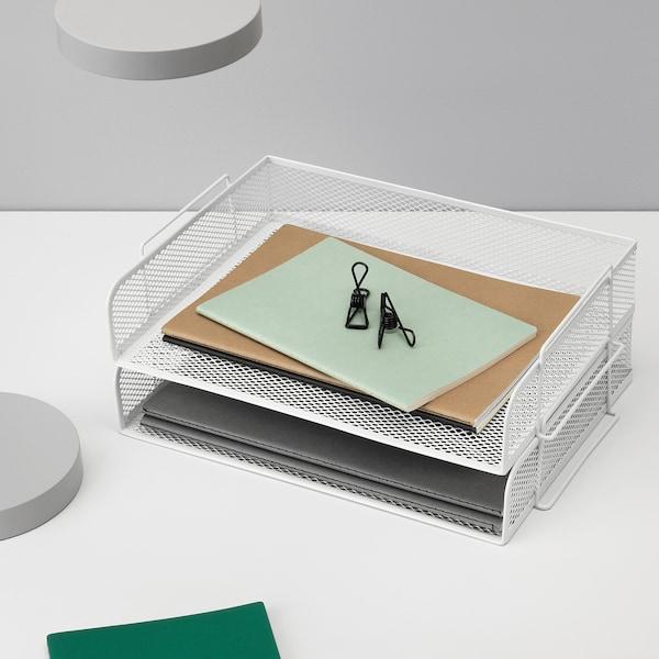 """DRÖNJÖNS corbeille à courrier 13 ½ """" 9 ½ """" 2 ¾ """" 2 pièces"""