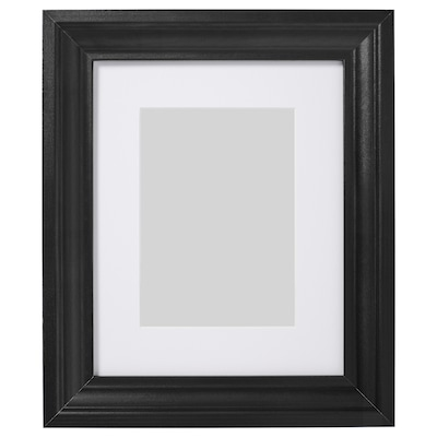 """EDSBRUK Cadre, teinté noir, 8x10 """""""