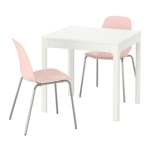 Ekedalen leifarne table et 2 chaises ikea - Table et chaise ikea ...