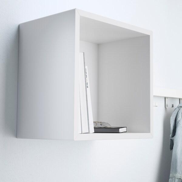 "EKET Armoire, blanc, 13 3/4x9 7/8x13 3/4 """