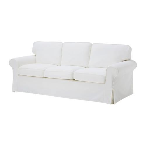 EKTORP Canapé surdimensionné, Vittaryd blanc Vittaryd blanc