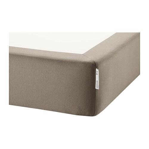 espev r sommier tapissier pour str de lit une place ikea. Black Bedroom Furniture Sets. Home Design Ideas