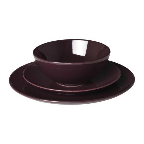 F rgrik service de vaisselle 18 pi ces ikea - Ikea vaisselle de table ...