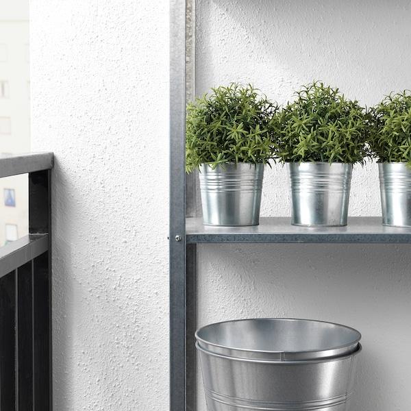 "FEJKA Plante artificielle en pot, romarin, 3 ½ """