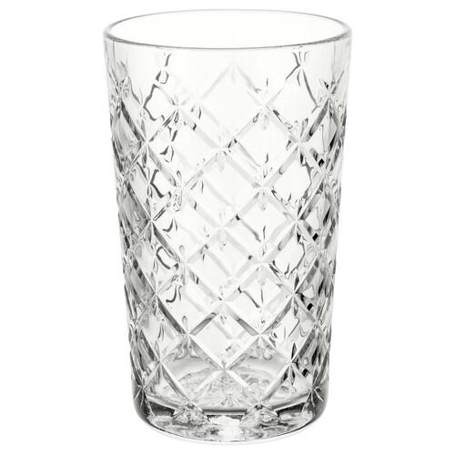 "FLIMRA verre verre clair/à motifs 6 "" 14 oz"