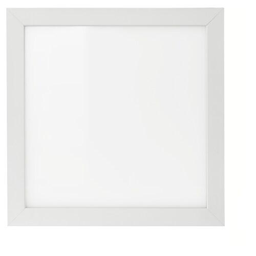 """FLOALT panneau éclairage DEL intensité lumineuse réglable spectre blanc 12 """" 12 """""""