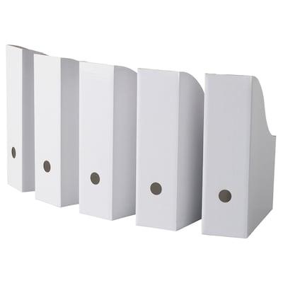 FLYT Range-revues, blanc