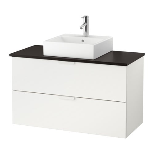 Meuble lavabo liquidation maison design for Meuble 45x45