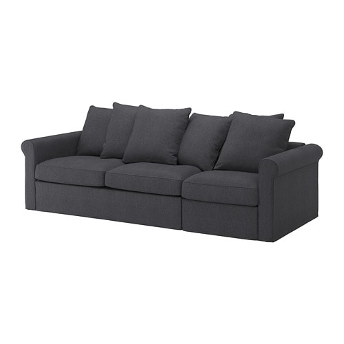 gr nlid canap lit sporda gris fonc ikea. Black Bedroom Furniture Sets. Home Design Ideas