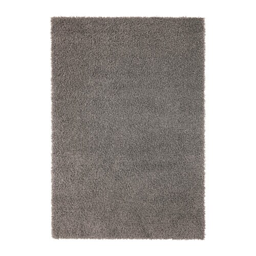 Hampen tapis poil long 160x230 cm ikea for Tapis salon poil long