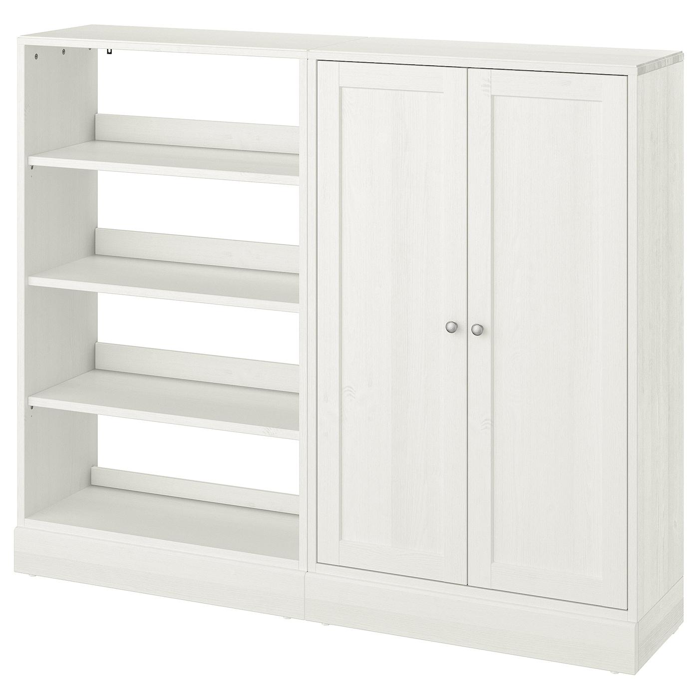HAVSTA Meuble de rangement - blanc - IKEA
