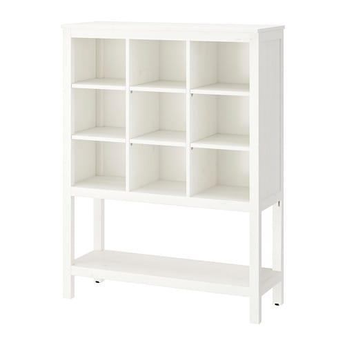 hemnes meuble de rangement teint blanc ikea. Black Bedroom Furniture Sets. Home Design Ideas