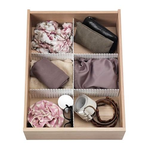 h fta s parateur pour tiroir ikea. Black Bedroom Furniture Sets. Home Design Ideas