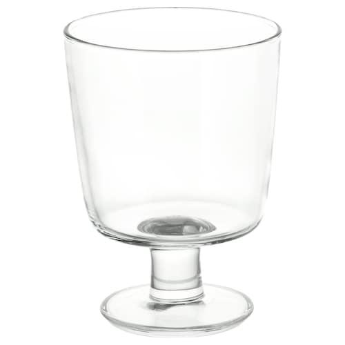 "IKEA 365+ verre à pied verre clair 5 "" 10 oz"