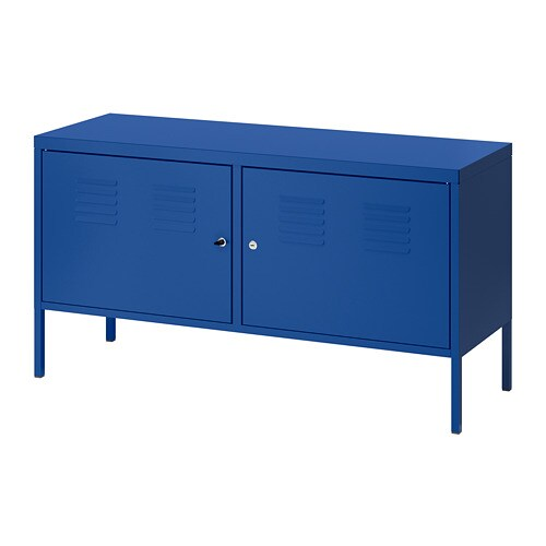 ikea ps armoire m tallique bleu ikea. Black Bedroom Furniture Sets. Home Design Ideas