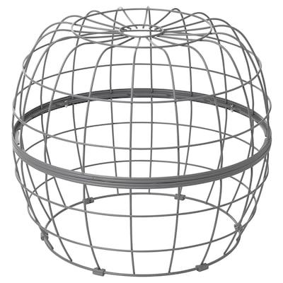 """INNERSKÄR Structure pouf, intérieur/extérieur, 18 7/8 """""""