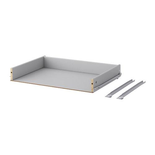 inreda tiroir sans fa ade 60x7x40 cm ikea. Black Bedroom Furniture Sets. Home Design Ideas
