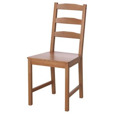 """JOKKMOKK chaise teint anc 16 1/8 """" 18 1/2 """" 35 3/8 """" 16 1/8 """" 16 1/8 """" 17 3/8 """""""