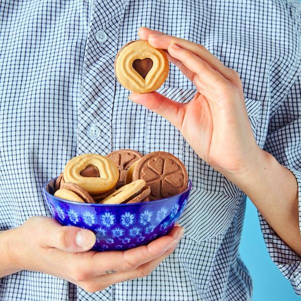 KAFFEREP Biscuits fourrés au chocolat, Certifié UTZ