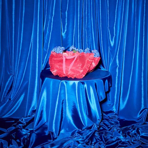 KARISMATISK Grand sac, rose, 16 gallon