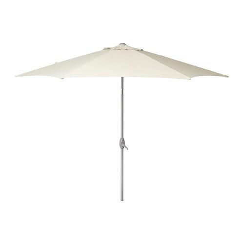 umbrellas bases outdoor umbrellas ikea. Black Bedroom Furniture Sets. Home Design Ideas