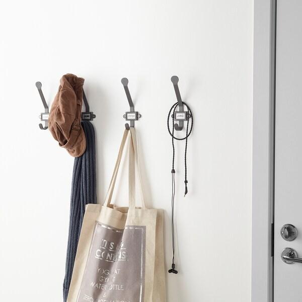 KARTOTEK Crochet, gris