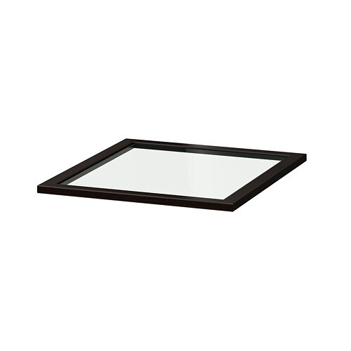 komplement tablette en verre 50x58 cm ikea