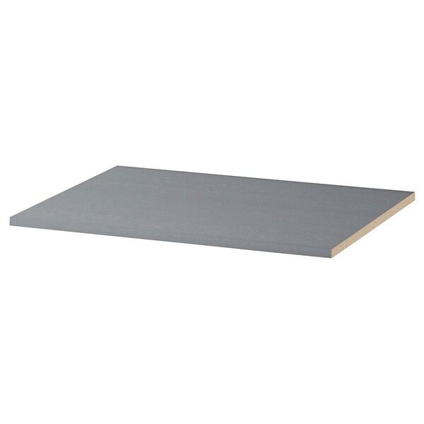 """KOMPLEMENT Tablette, teinté gris effet frêne, 29 1/2x22 7/8 """""""