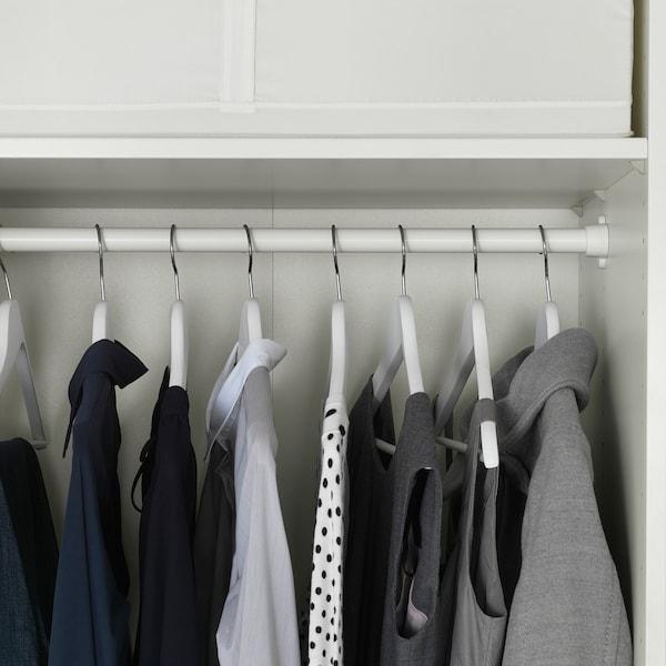 """KOMPLEMENT Tringle à vêtements, blanc, 39 3/8 """""""