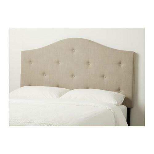 korshamn t te de lit tr s grand deux places ikea. Black Bedroom Furniture Sets. Home Design Ideas