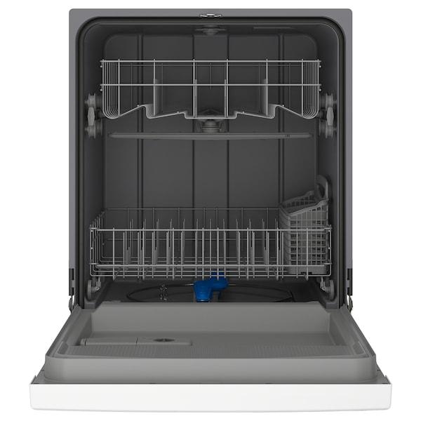 LAGAN Lave-vaisselle encastrable, blanc