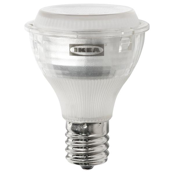 LEDARE Amp DEL E17, réflecteur R14, 400 lm, lumière chaude, 2700 K