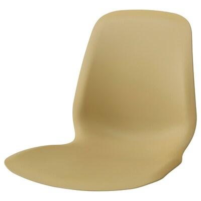 LEIFARNE Coque chaise, vert olive clair
