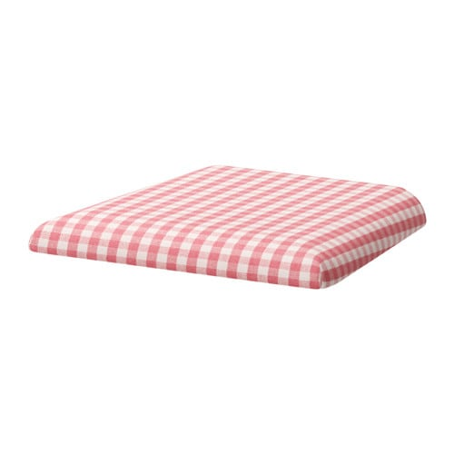Lerhamn housse chaise ikea for Housse de chaise rose
