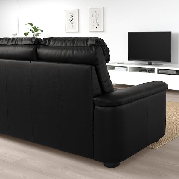 LIDHULT Canapé, Grann/Bomstad noir